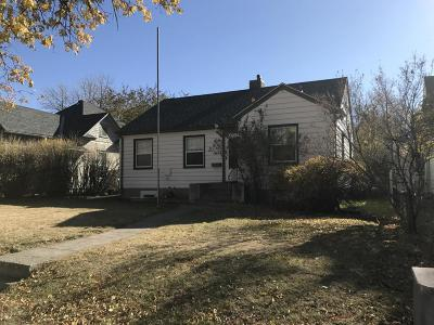 Great Falls  Single Family Home For Sale: 1604 4th Ave No Ave N