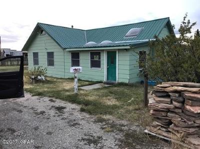 Judith Basin County Single Family Home For Sale: 210 West Simson Ave.