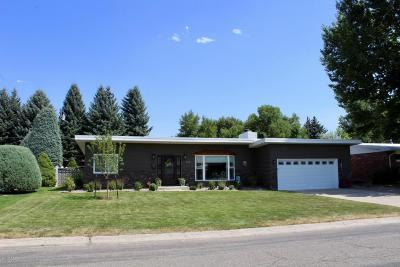 Great Falls  Single Family Home For Sale: 1821 Beech Dr