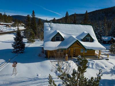 White Sulphur Springs Single Family Home For Sale: 2052 Us Highway 89