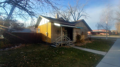 Choteau Single Family Home For Sale: 26 7th Ave NW