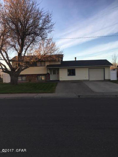 Great Falls Single Family Home For Sale: 604 25th Ave NE