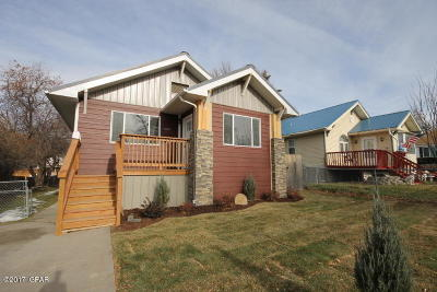 Great Falls  Single Family Home For Sale: 2005 1st Ave N