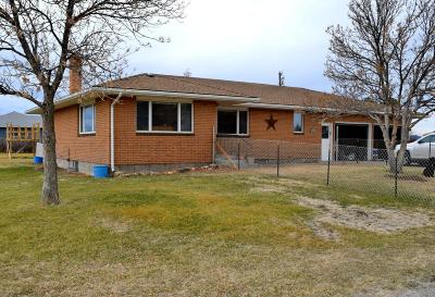 Judith Basin County Single Family Home For Sale: 213 5th St S