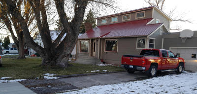 Choteau Single Family Home For Sale: 108 7th Ave SW