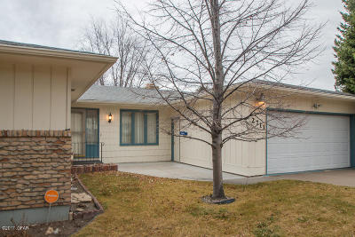 Great Falls Single Family Home For Sale: 2711 Dawn Dr