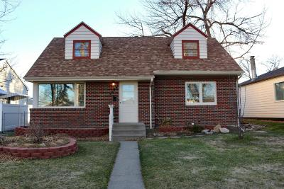 Great Falls Single Family Home For Sale: 3412 1st Ave N