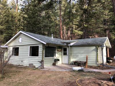 Monarch  Single Family Home For Sale: 4667 Us Highway 89