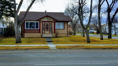 Great Falls  Single Family Home For Sale: 2500 1st Ave N