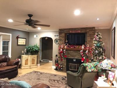 Conrad Single Family Home For Sale: 405 S Iowa St