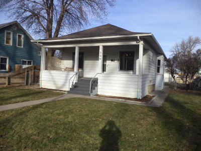 Great Falls  Single Family Home For Sale: 709 2nd Ave SW