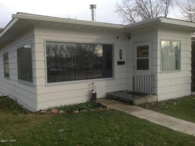 Fort Benton Single Family Home For Sale: 801 Front St