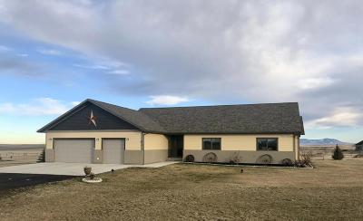 Great Falls Single Family Home For Sale: 13 Granite Hill Ln