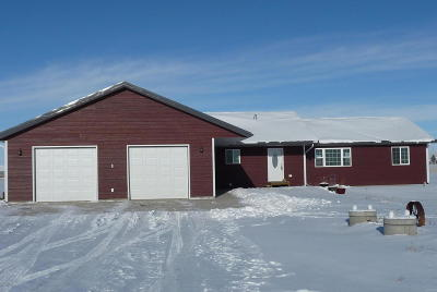 Great Falls Single Family Home For Sale: 136 Meadows Loop