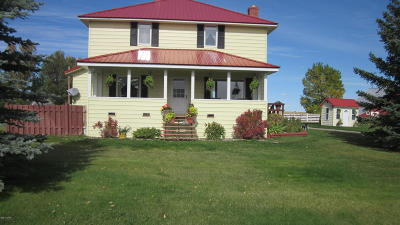 Judith Basin County Single Family Home For Sale: 7339 Highway 239
