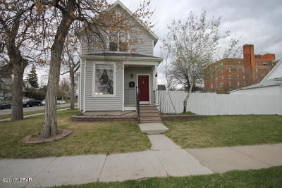 Great Falls Single Family Home For Sale: 623 11th St N