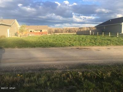 Fort Benton Residential Lots & Land For Sale: 24th & Front