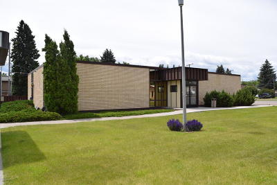 Great Falls  Commercial For Sale: 920 Central Ave W