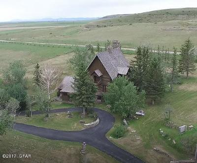 Cascade County, Lewis & Clark County, Lewis And Clark County, Teton County Single Family Home For Sale: 112 Sun Meadows Rd
