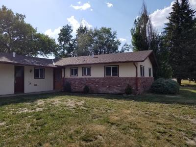 Great Falls Single Family Home For Sale: 1201 Adobe Dr