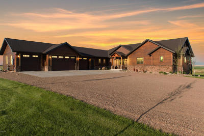 Great Falls, Black Eagle, Belt, Ulm Single Family Home For Sale: 39 Granite Hill Ln