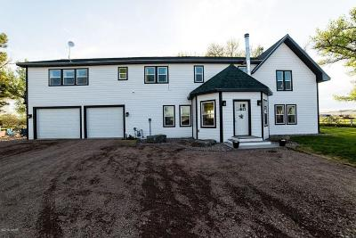 Vaughn Single Family Home For Sale: 216 Us Hwy 89