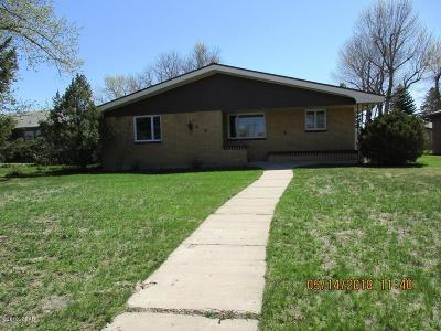 Conrad Single Family Home For Sale: 217 S Kansas St