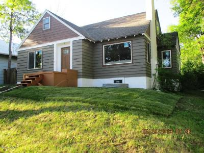 Great Falls Single Family Home For Sale: 2300 3rd Ave N