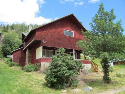 Neihart Single Family Home For Sale: 409 N Main St