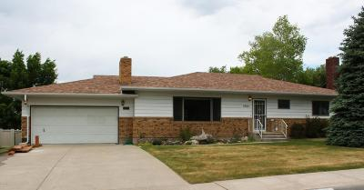 Great Falls Single Family Home For Sale: 3921 16th Ave S