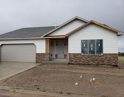 Cascade County, Lewis And Clark County, Teton County Condo/Townhouse For Sale: 1712 Ferret Way