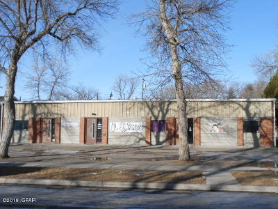 Great Falls  Commercial For Sale: 813 & 815 3rd Ave S