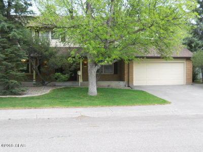 Great Falls Single Family Home For Sale: 2708 Bonita Dr