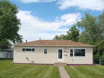 Single Family Home For Sale: 4213 3rd Ave N