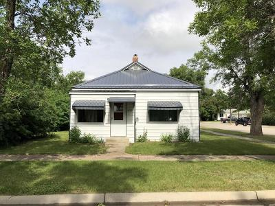 Conrad Single Family Home For Sale: 602 S Maryland St
