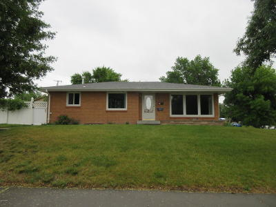 Great Falls Single Family Home For Sale: 1601 18th Ave S