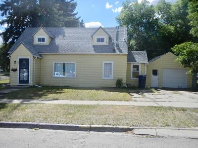 Great Falls Single Family Home For Sale: 420 18th St S
