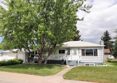 Great Falls  Single Family Home For Sale: 3501 Central Ave
