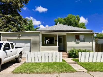 Great Falls  Single Family Home For Sale: 1407 8th Ave N
