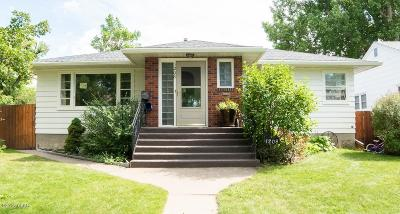 Great Falls  Single Family Home For Sale: 1208 5th Ave S
