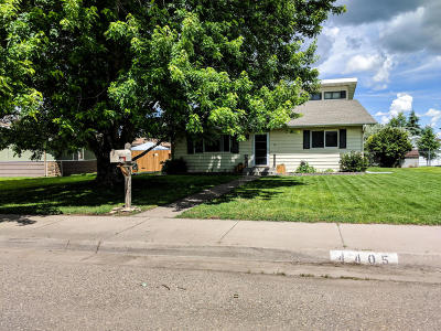 Great Falls  Single Family Home For Sale: 4405 3rd Ave N