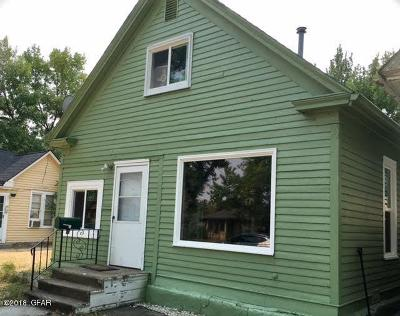 Great Falls Single Family Home For Sale: 1810 5th Ave N