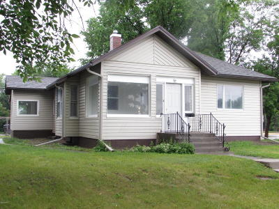 Great Falls MT Single Family Home For Sale: $179,900