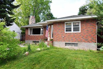 Great Falls Single Family Home For Sale: 3212 1 Ave N