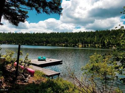 Condon, Potomac, Seeley Lake Single Family Home For Sale: 1377 Perimeter Rd N