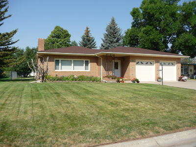 Great Falls Single Family Home For Sale: 2212 Beech Dr