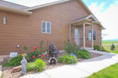 Sand Coulee Single Family Home For Sale: 324 Hastings Rd