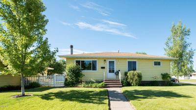 Great Falls Single Family Home For Sale: 1400 Sunnyside Ave
