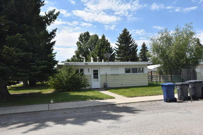 Choteau Multi Family Home For Sale: 26 9th Ave NW