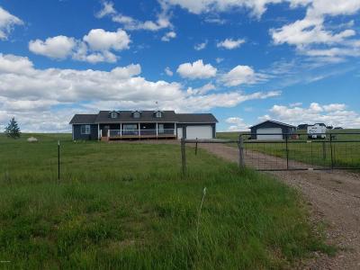 Cascade Single Family Home For Sale: 68 Rising Sun Ln